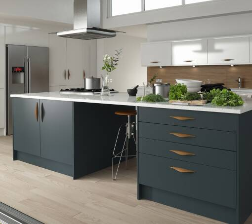 Contour Baltic Matt kitchen