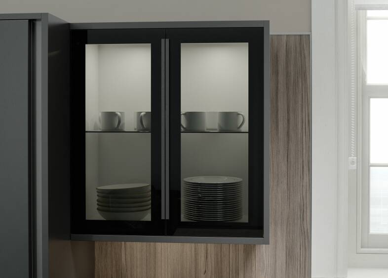 Milano Elements Kitchen in Artisan Grey