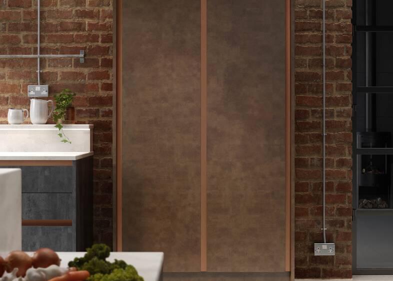 Milano Elements Kitchen in Metallic Slate
