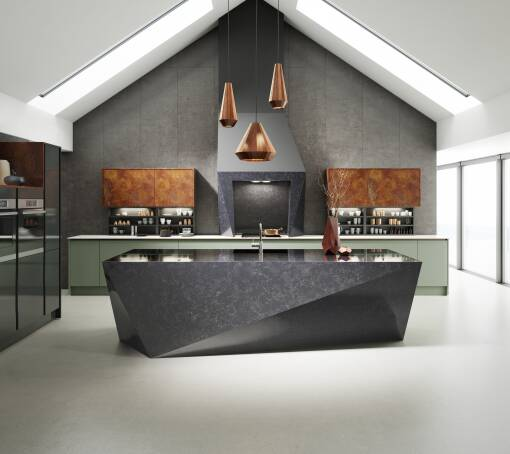 Milano Elements Vertical Copper Slate Matt