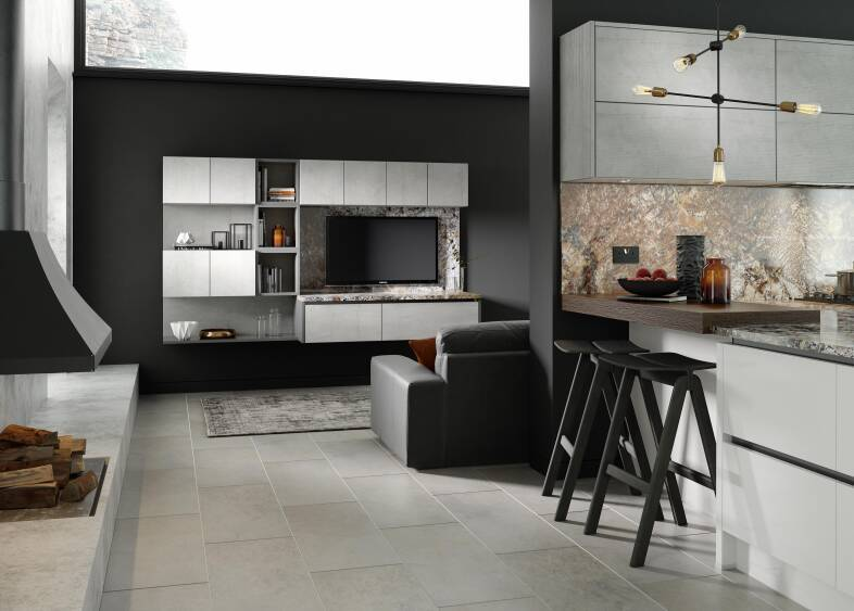 Milano Ultra Kitchen in Bianco