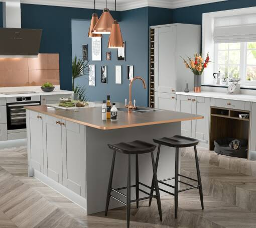 Flat Pack Kitchens >> Vogue Kitchen Range Flat Pack Kitchens Wren Kitchens
