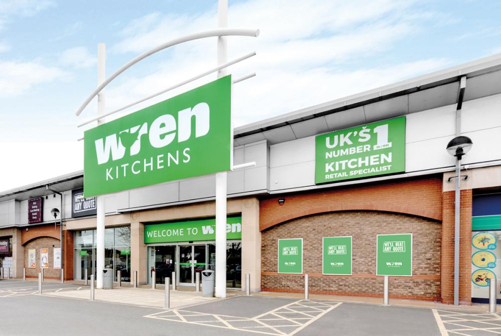 Wren Kitchens Bedford Showroom