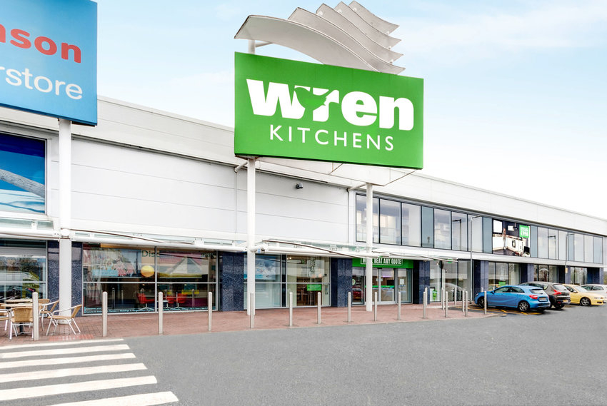 Wren Kitchens Birstall Showroom