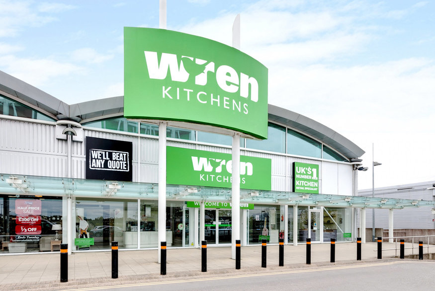 Wren Kitchens Bristol - Cribbs Causeway Showroom