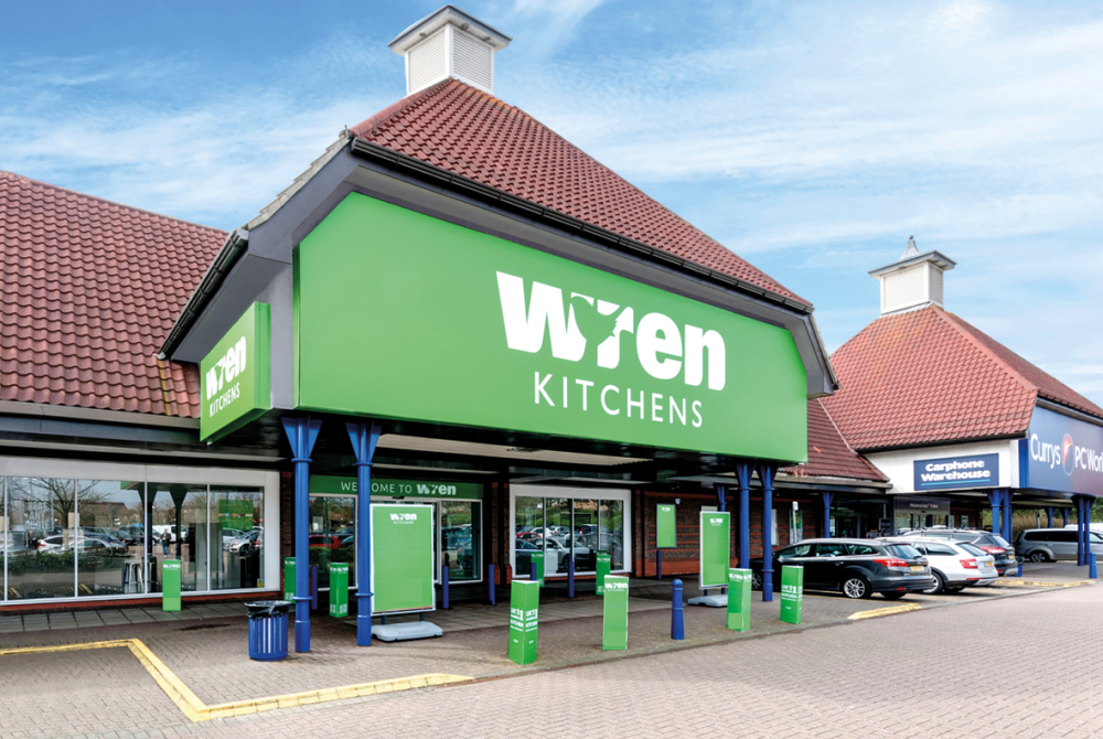 Wren Kitchens Chelmsford Showroom