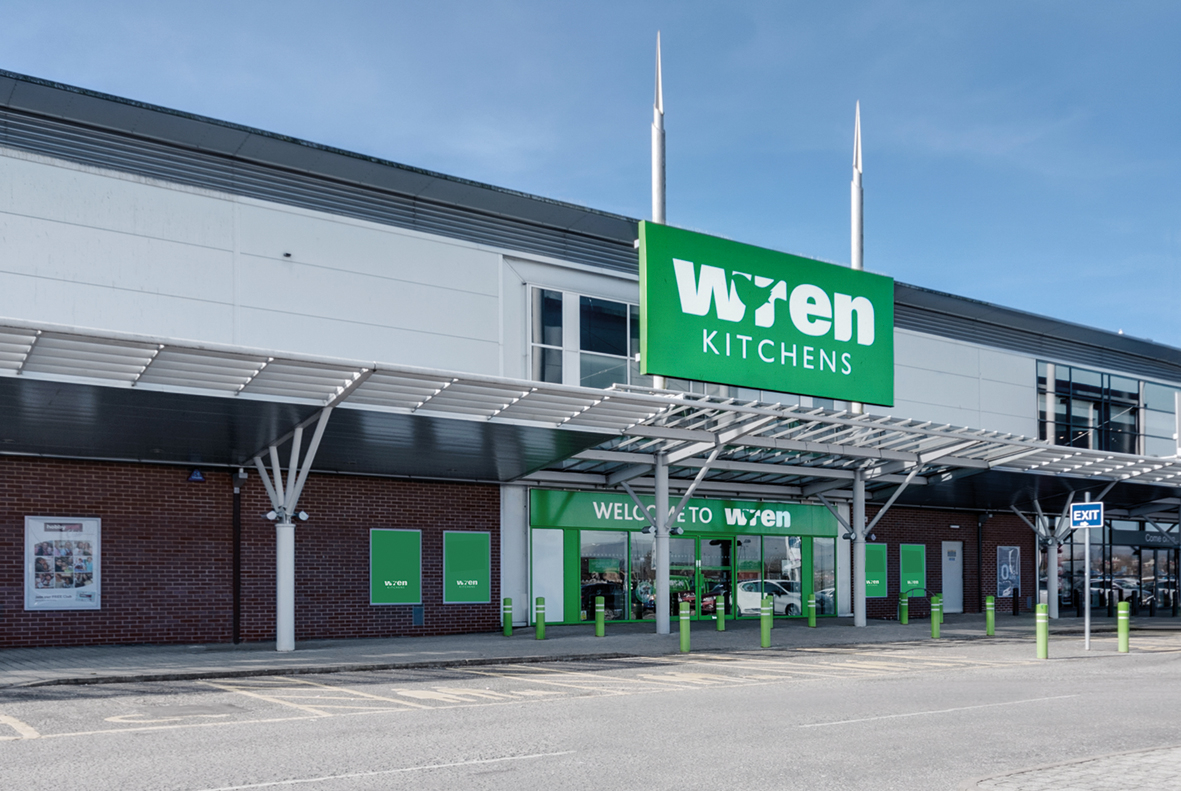 Wren Kitchens Dundee Showroom