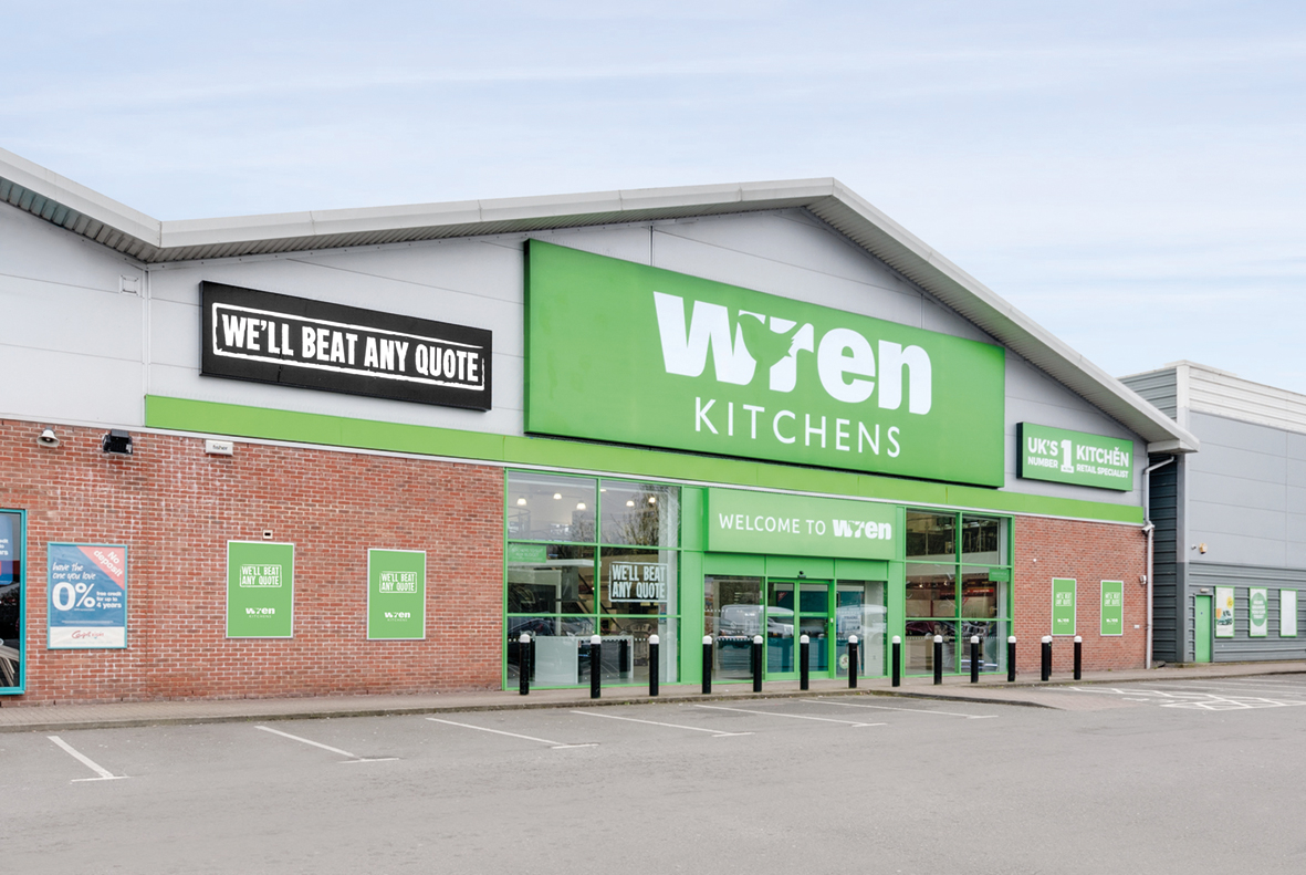 Wren Kitchens Hemel Hempstead Showroom