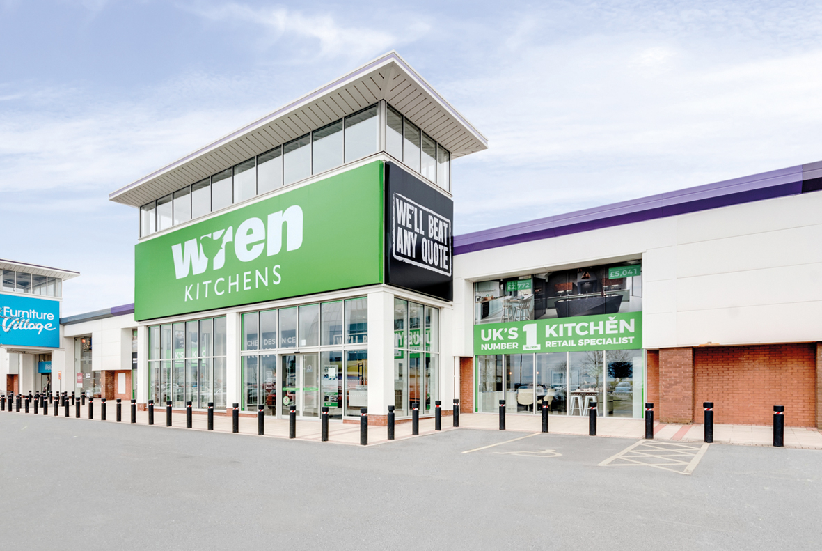 Wren Kitchens Hull Showroom