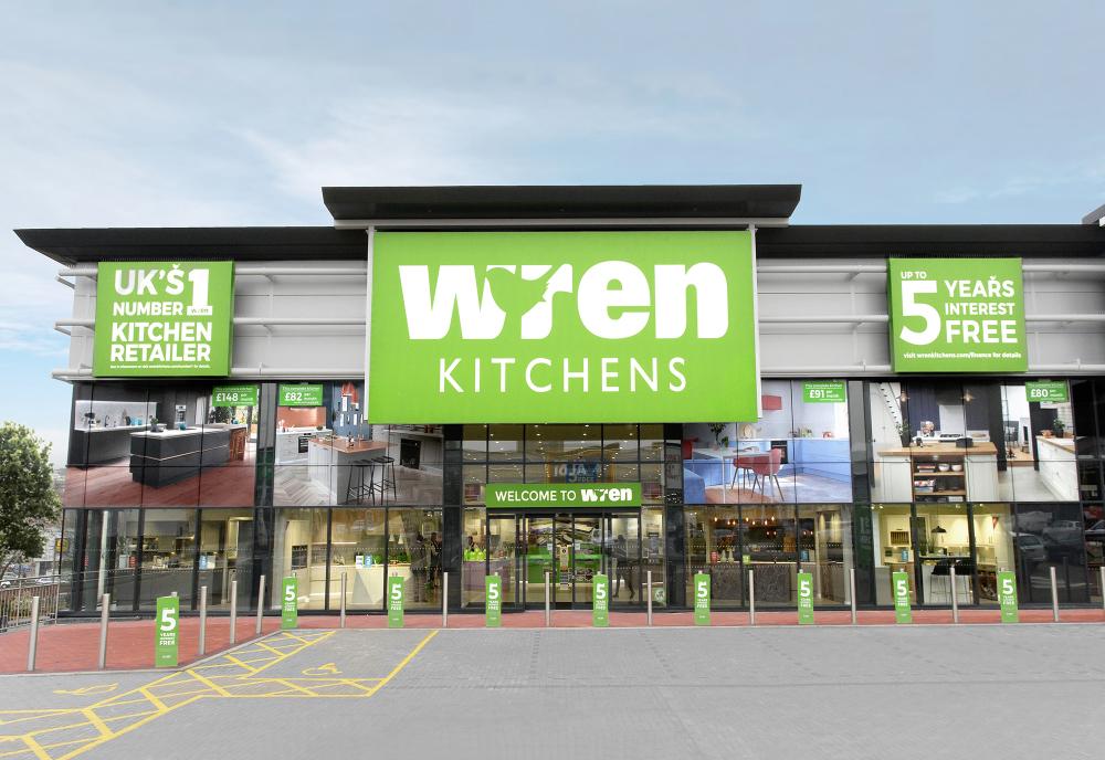 Wren Kitchens Leicester Showroom
