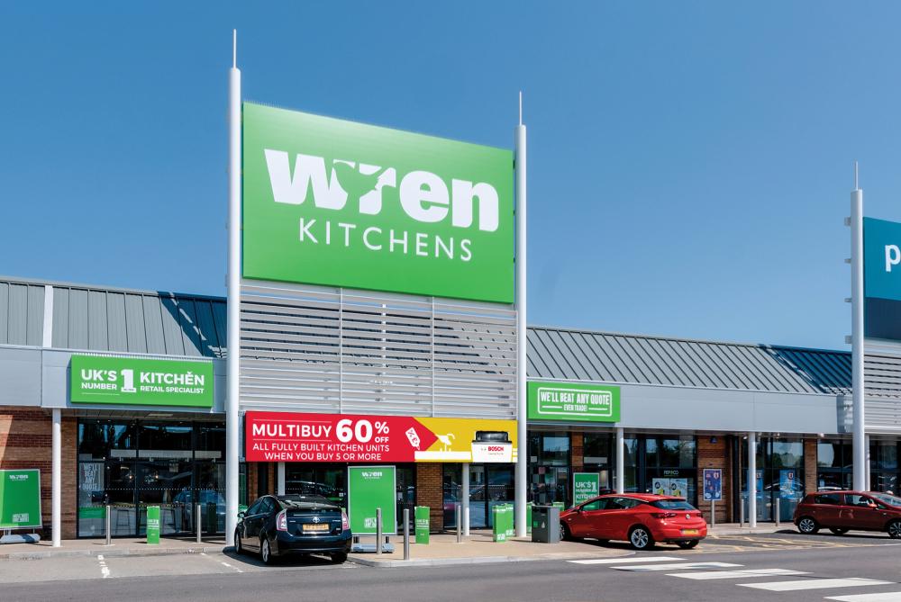Wren Kitchens Luton Showroom