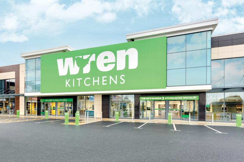 Wren Kitchens Manchester Showroom
