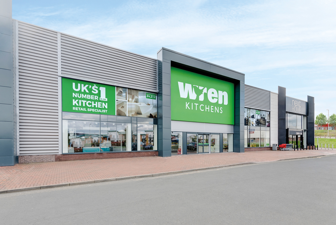 Wren Kitchens Merry Hill Showroom