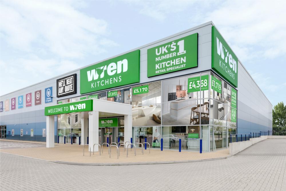 Wren Kitchens Milton Keynes Showroom