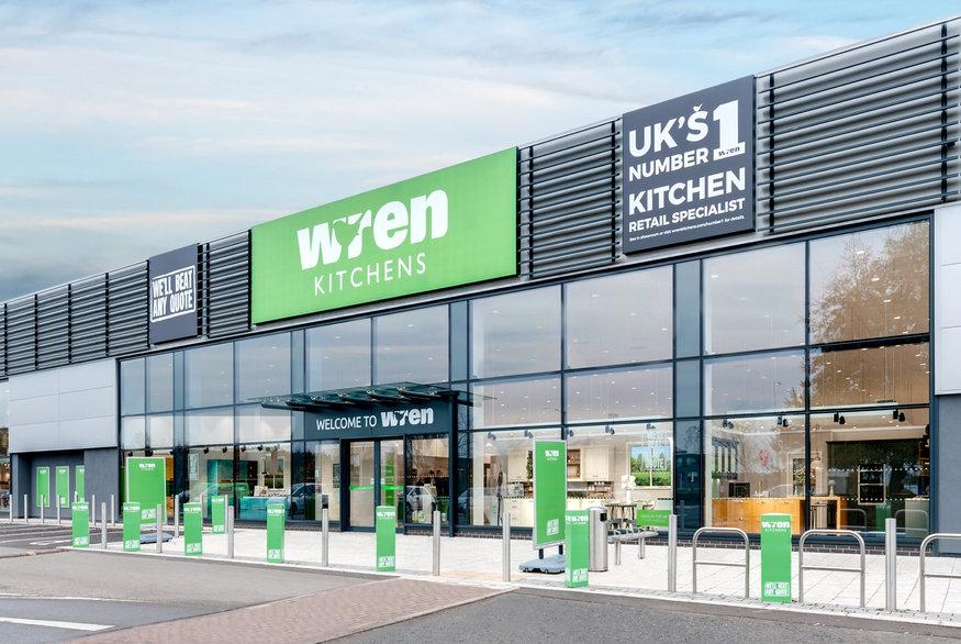 Wren Kitchens Norwich Showroom