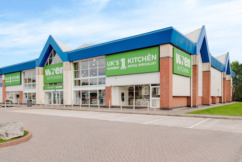 Wren Kitchens Nottingham Showroom