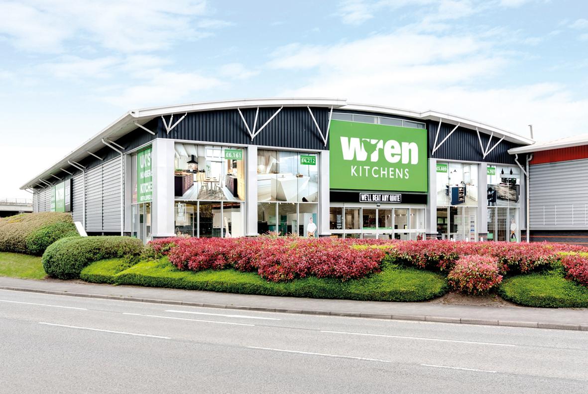 Wren Kitchens Poole Showroom