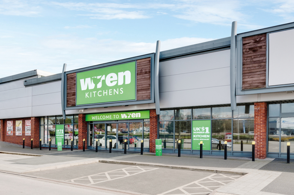 Wren Kitchens Rotherham Showroom