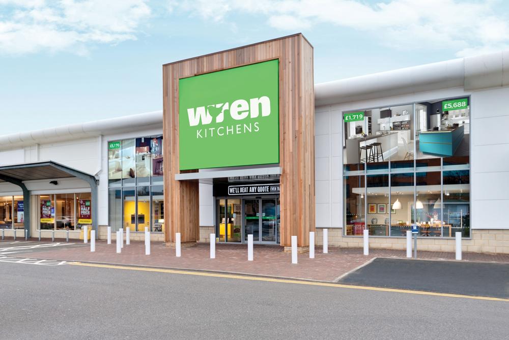 Wren Kitchens Slough Showroom
