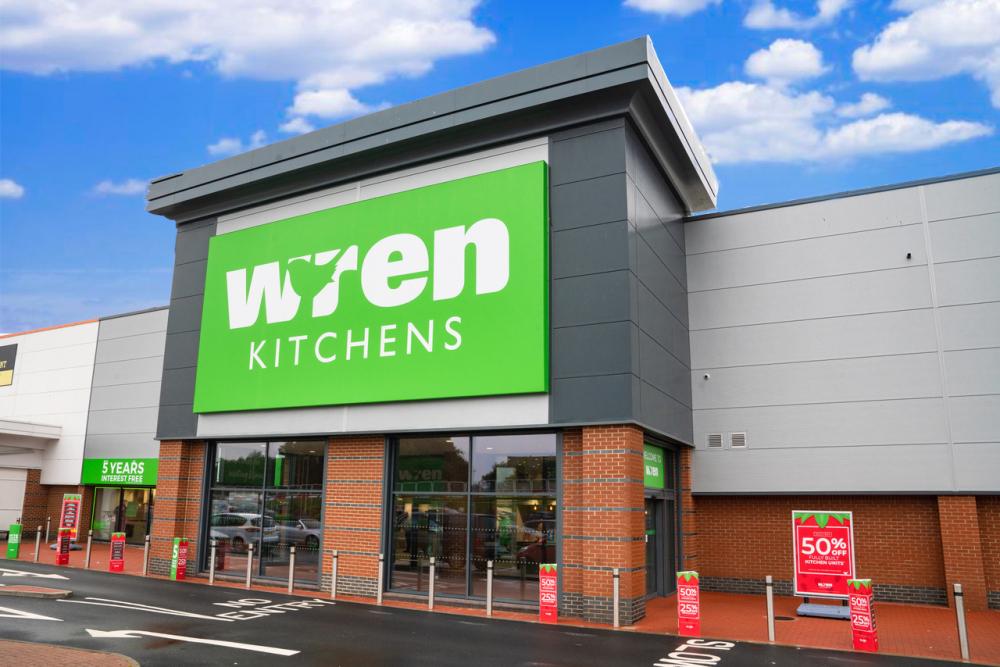 Wren Kitchens Sunderland Showroom