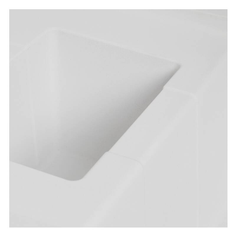 1000x500 Hayeswater Composite 1.5 Bowl RVS Super White additional image 8