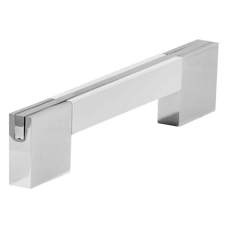 160x192mm Lisa White Bar Handle primary image