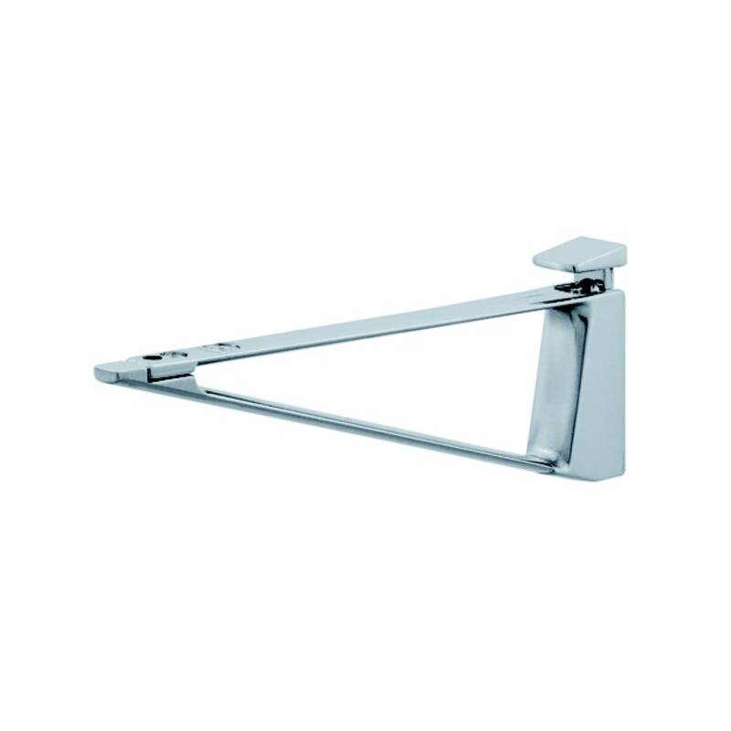 180x55x18 Shelf Support Stainless Steel (each) primary image