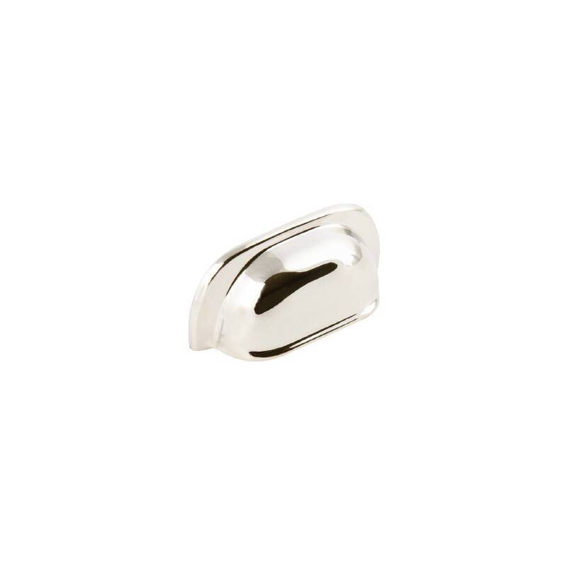 192mmx 204mm Sophia Polished Nickle Cup Handle primary image