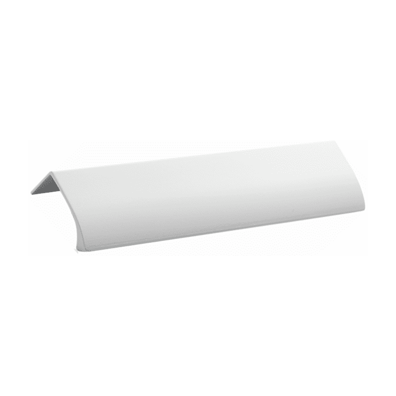 200mm Sarah White Pull Handle primary image