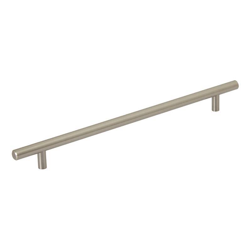 256x326mm Emily Nickel Bar Handle primary image