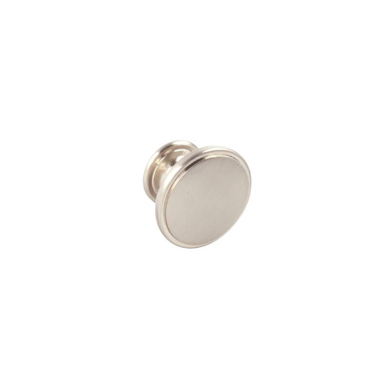 26mm Evie Brushed Nickel Knob Handle primary image