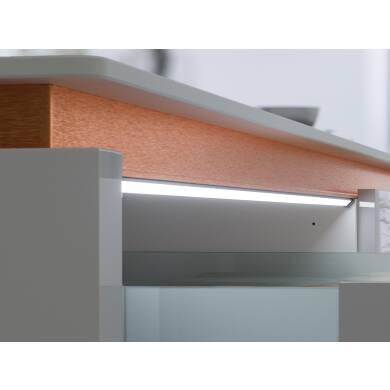2x962mm 8w LED Drawer Light Inc Driver