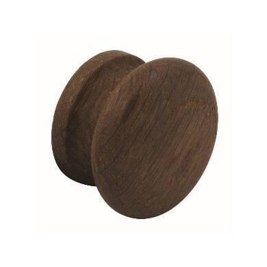 30mm Sienna Smoked Oak Knob Handle