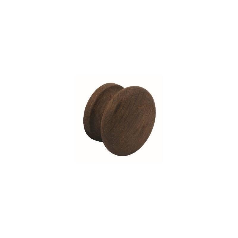 30mm Sienna Smoked Oak Knob Handle primary image