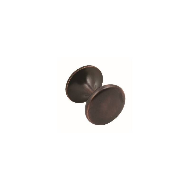 32mm Scarlett Oil Rubbed Bronze Knob Handle primary image