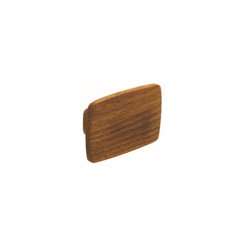 32mm x 74mm Elsie Oak lacquer Knob handle primary image