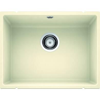370x500 Samos 1 0 Bowl Composite U Mount Cream Wren Kitchens