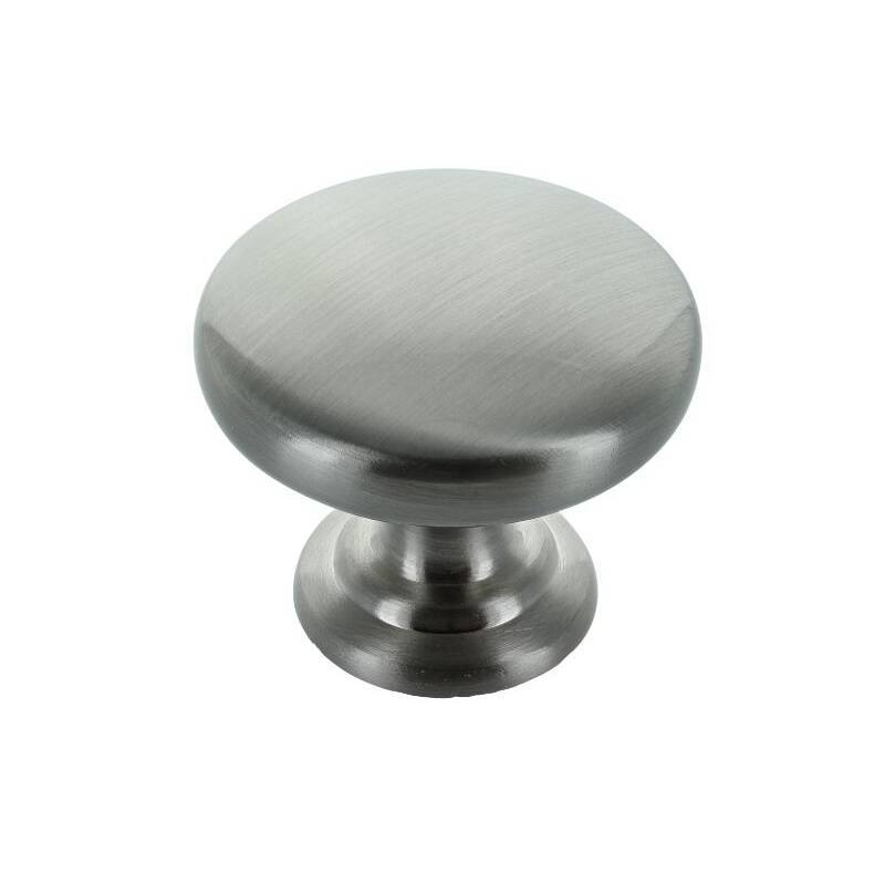38mm Maisie Brushed Nickle Knob Handle primary image