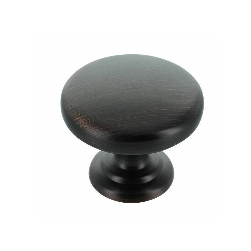 38mm Maisie Brushed Nickle Knob Handle additional image 1