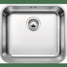 400x450 Ecuador Large 1 Bowl U/mount Stainless Steel