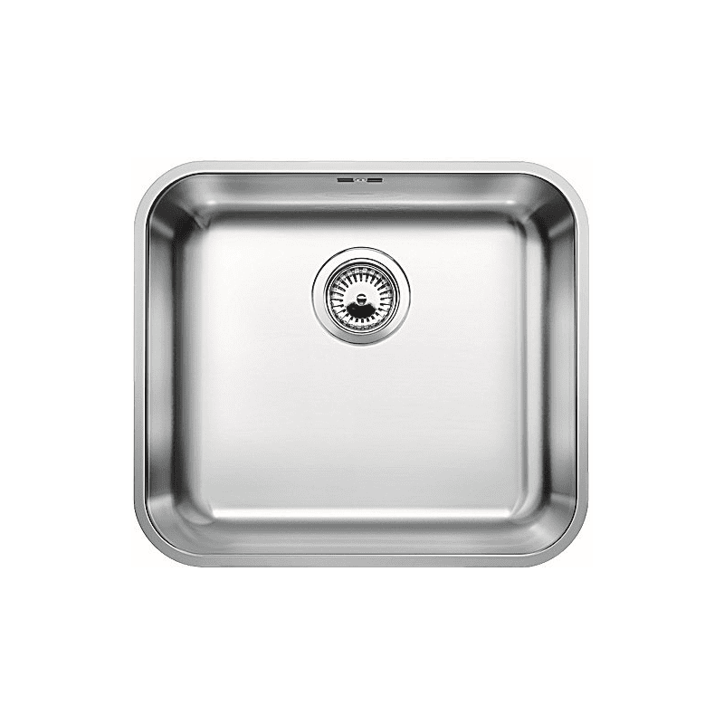 400x450 Ecuador Large 1 Bowl U/mount Stainless Steel primary image