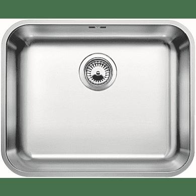 400x500 Ecuador Extra Large 1 Bowl U/mount Stainless Steel
