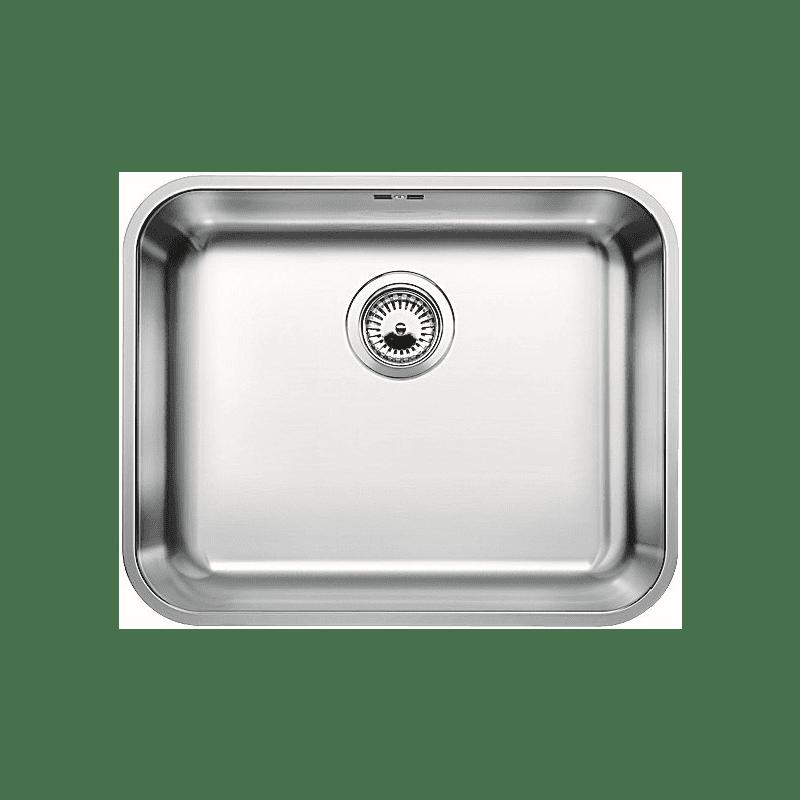 400x500 Ecuador Extra Large 1 Bowl U/mount Stainless Steel primary image