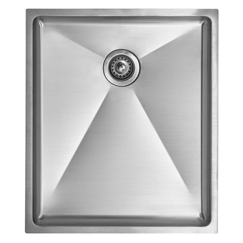 430x370 Foss Drainer S/Steel primary image