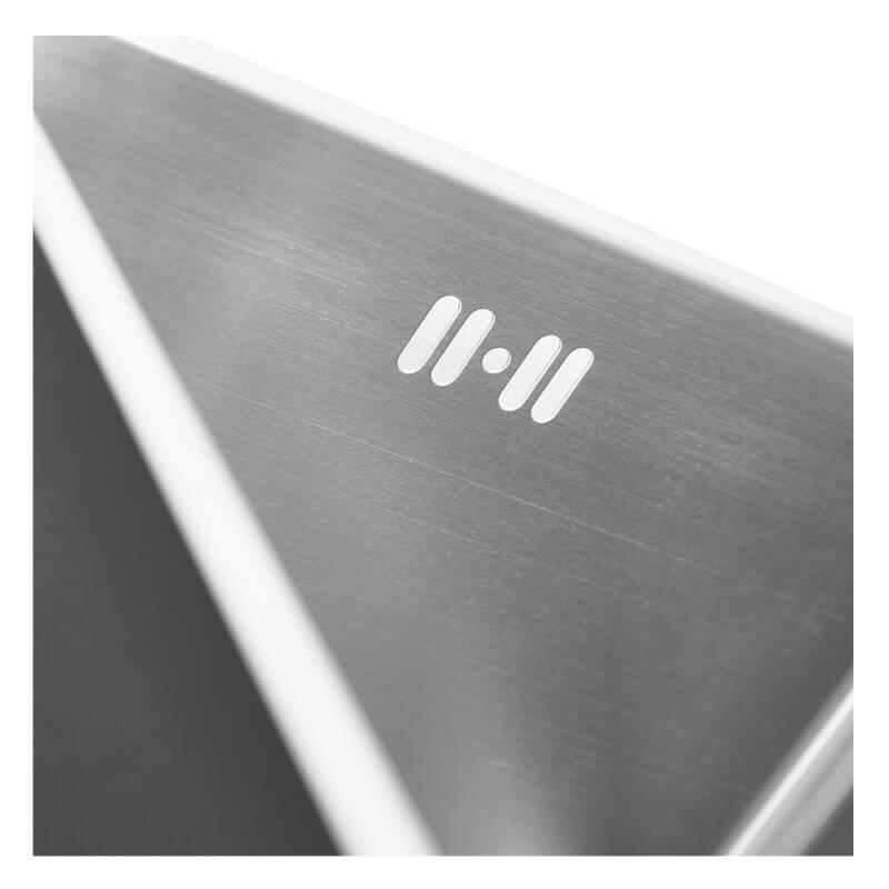 430x558 Foss 1.5 Bowl RHD S/Steel additional image 3