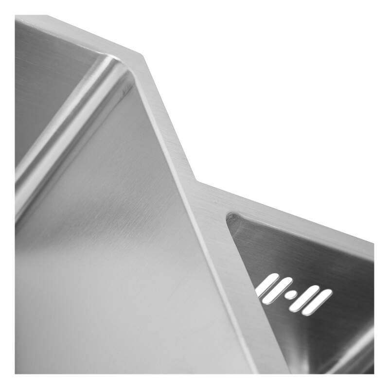 430x558 Foss 1.5 Bowl RHD S/Steel additional image 7