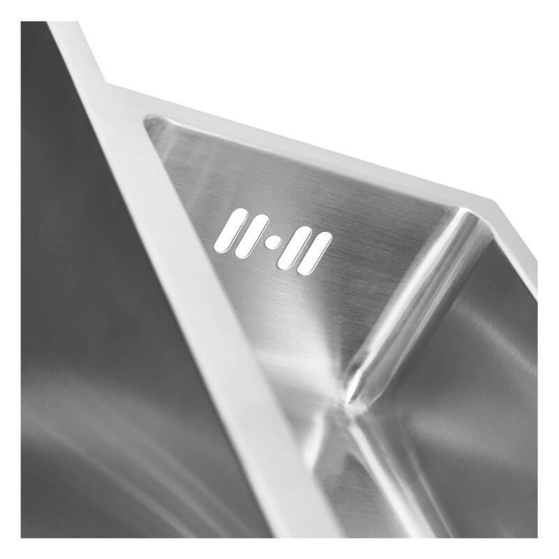430x558 Foss 1.5 Bowl RHD S/Steel additional image 8