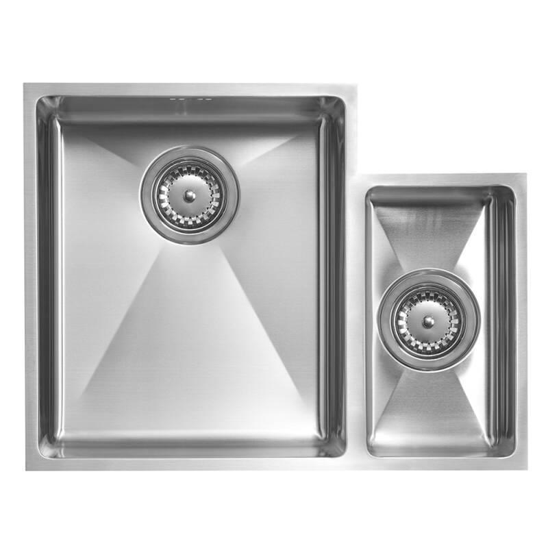 430x558 Foss 1.5 Bowl RHD S/Steel primary image
