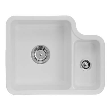 440x544 Loweswater Ceramic 1.5 Bowl RHD U/mount