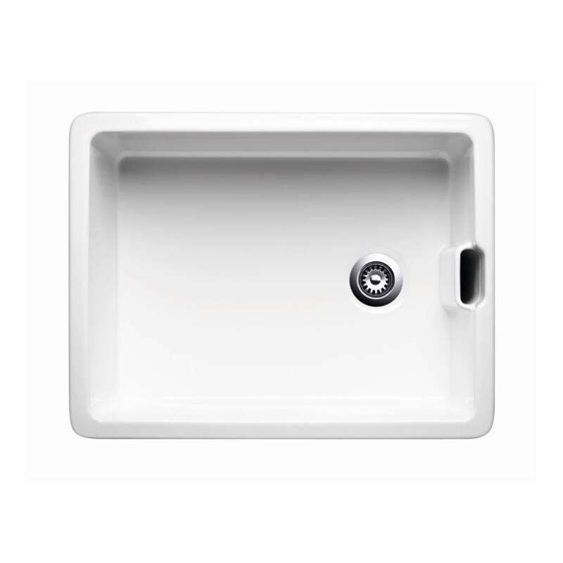 460x600 Bora Ceramic Belfast 1.0 White primary image
